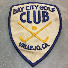 Bay City Golf Club Patch