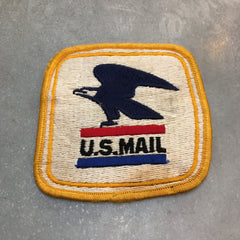 US Mail Patch