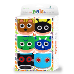Mighty Mates:Pals Toddlers Socks Gift Box Age 1-3