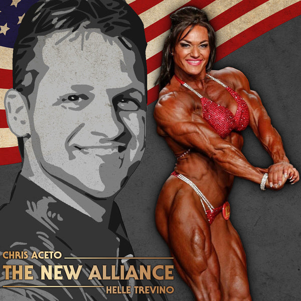 "Chris ""The Technician"" Aceto and Helle Trevino"