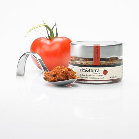 Sun Dried Tomatoes Spread - Savors Of Europe - aix&terra
