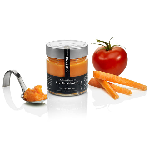 Carrot and Tomato Ketchup - Savors Of Europe - aix&terra - 1