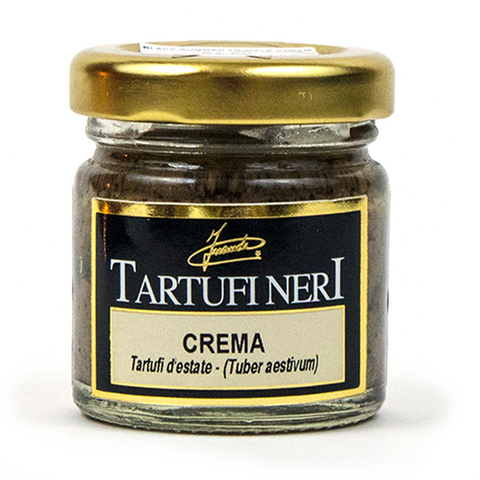 Black Summer Truffle Cream - Savors Of Europe - Inaudi