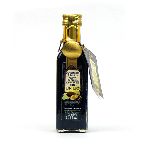 Truffle Balsamic Vinegar - Savors Of Europe - Inaudi - 1