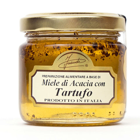 Acacia Honey with Truffles - Savors Of Europe - Inaudi - 1