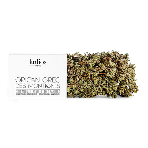 Greek Oregano (Rigani) - Savors Of Europe - Kalios - 1