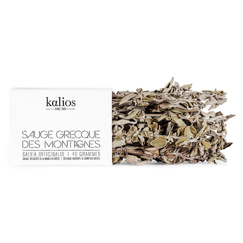 Sage from the Greek Mountains (Faskomilo) - Savors Of Europe - Kalios - 1