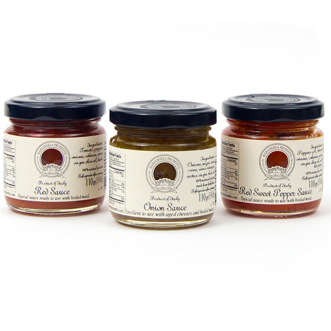 Selection of Condiments for Meat - Savors Of Europe - Azienda agricola Mariangela Prunotto - 1