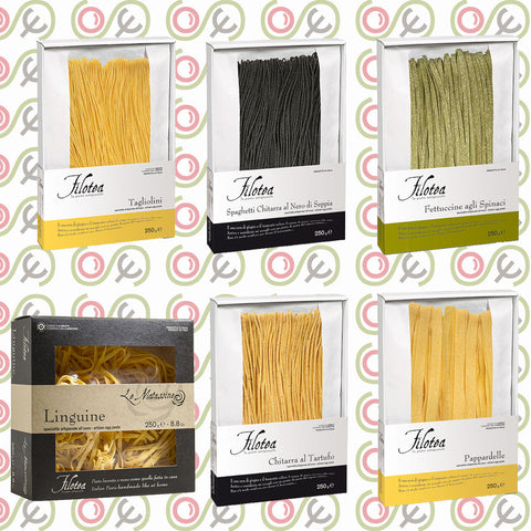 Our selection - Pasta Only - Savors Of Europe - Savors Of Europe