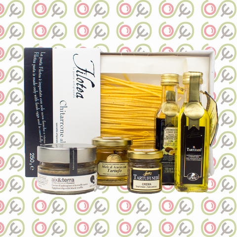 Our selection - Truffle experience including branded box - Savors Of Europe - Savors Of Europe - 1