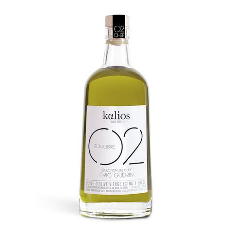 Extra-virgin Olive Oil from Greece - 02 Balanced - Savors Of Europe - Kalios