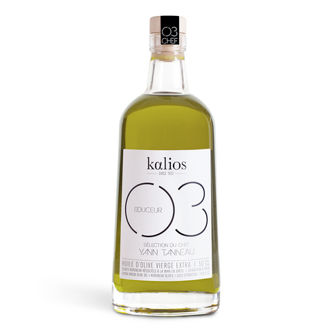 Extra-virgin Olive Oil from Greece - 03 Smooth - Savors Of Europe - Kalios