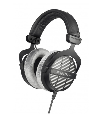 Beyerdynamic DT 990 Pro 250 Ohms Studio Reference Headphones Front