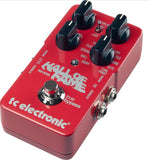 TC Electronic Hall Of Fame Reverb Guitar Effect Pedal with True Bypass Side