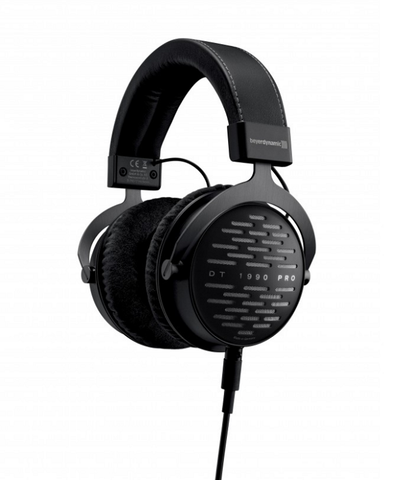 Beyerdynamic DT 1990 Pro Open Back Studio Reference Headphone Front