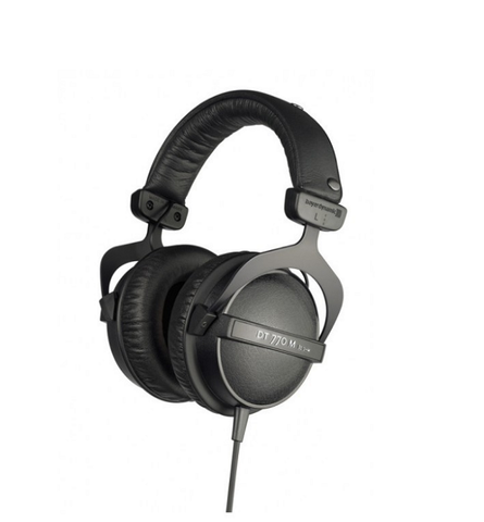 Beyerdynamic DT 770 M closed back drummers headphone front