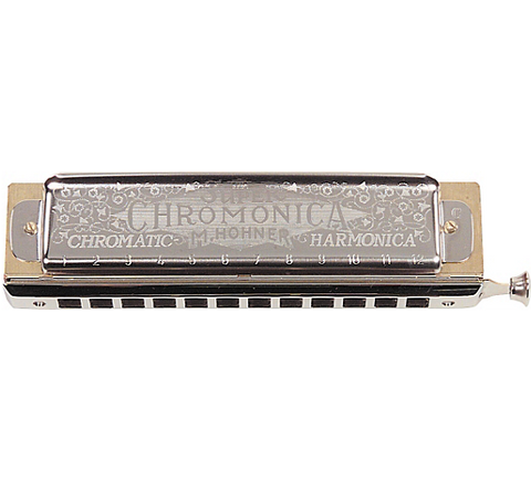 Hohner Super Chromonica 48/270