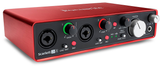 focusrite scarlett 2i4 2nd generation audio interface for home and studio top