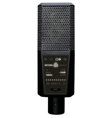 Lewitt DGT 650 Usb microphone and audio interface front