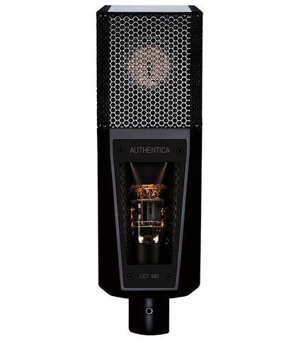 Lewitt lct 940 large diaphragm condenser microphone front