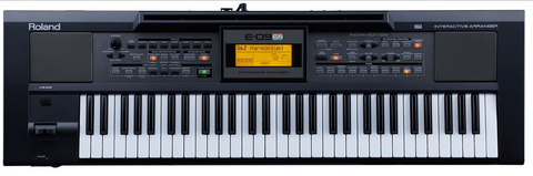 roland e09 in arranger keyboard front
