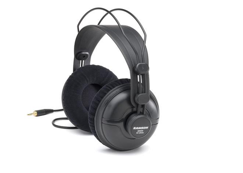 Samson SR950 professional studio reference headphones full image