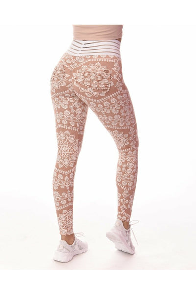 Naked Truth 2.0 (Lifestyle Cute Booty) Leggings