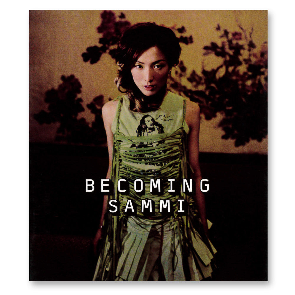 《Becoming Sammi》CD + AVCD 鄭秀文(二手)