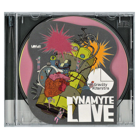 《Dynamyte Love》Gravity Alterstra