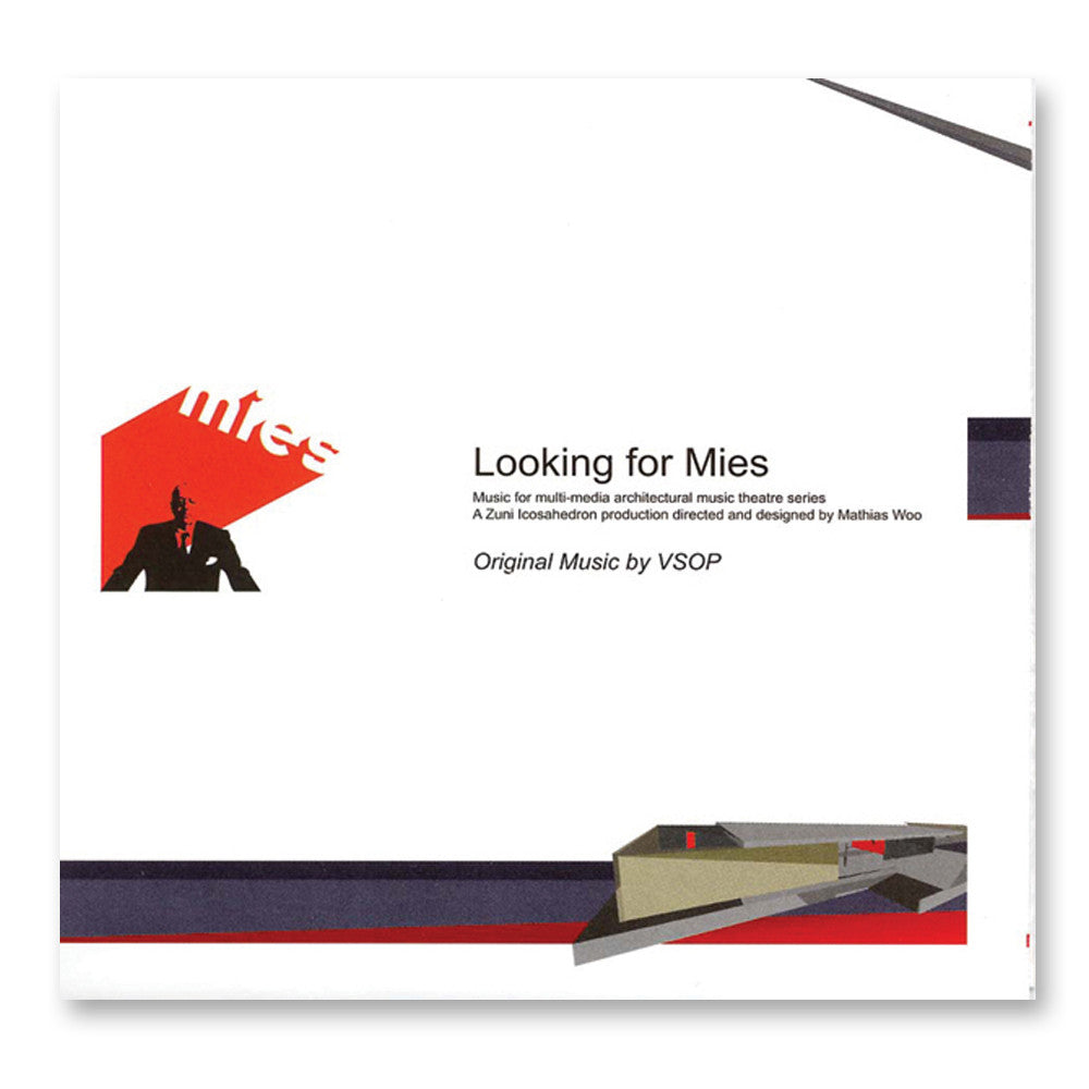 《Looking for Mies》VSOP (二手)