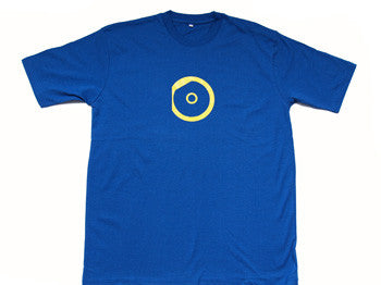 PMPS logo Tee C (Blue)