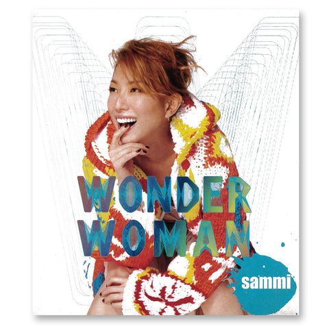 《Sammi WONDER WOMAN 》 鄭秀文(二手)