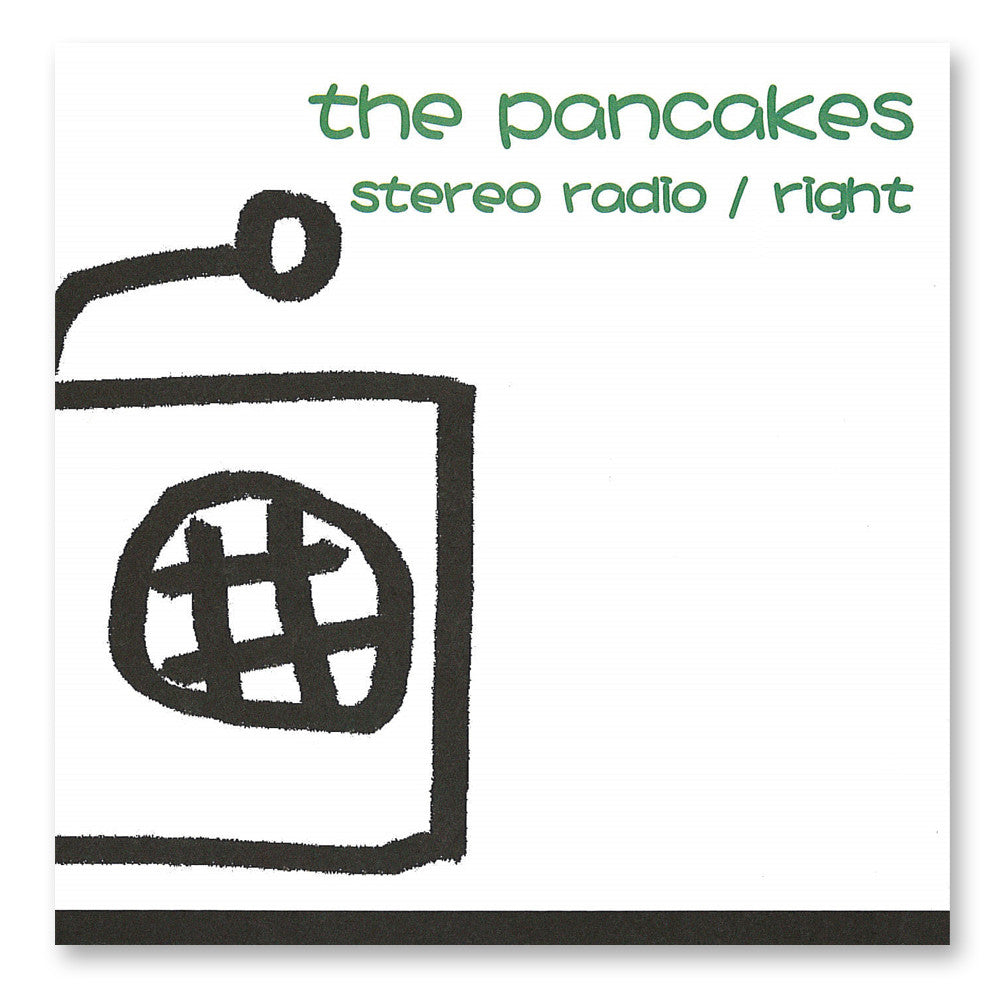 《Stereo Radio/ Right》The Pancakes