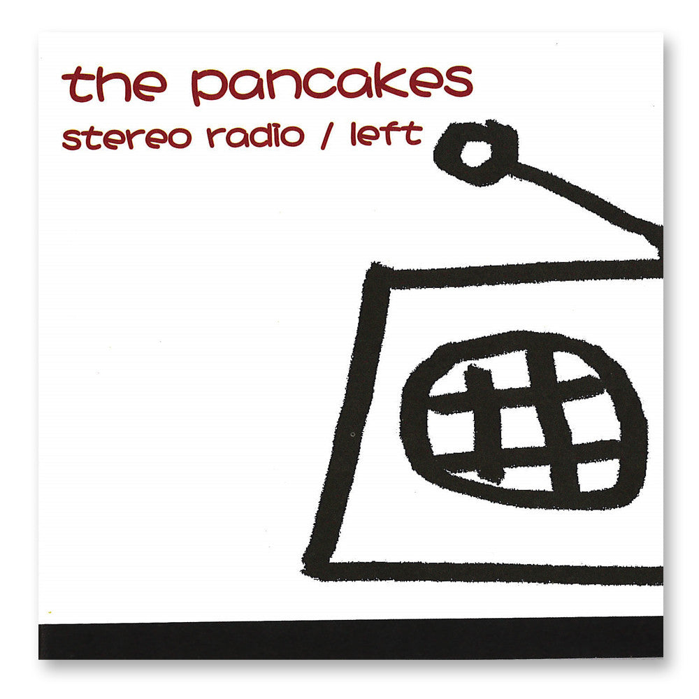 《Stereo Radio / Left》The Pancakes (二手)
