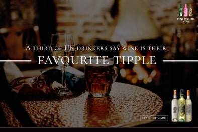 【Wine Knowledge】A third of UK drinkers say wine is their favourite tipple