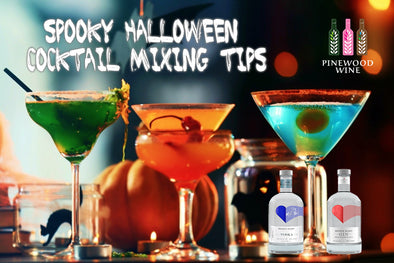 【專題】Spooky Halloween Cocktail Mixing Tips