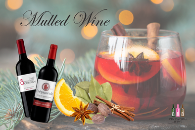 Pinewood Wine : mulled wine for christmas 聖誕紅酒