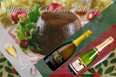 Pinewood Wine : Wines for Christmas Pudding 葡萄酒配聖誕布甸