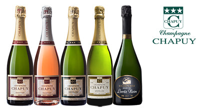 Pinewood Wine: Champagne Chapuy*HK exclusive to Pinewood Wine*