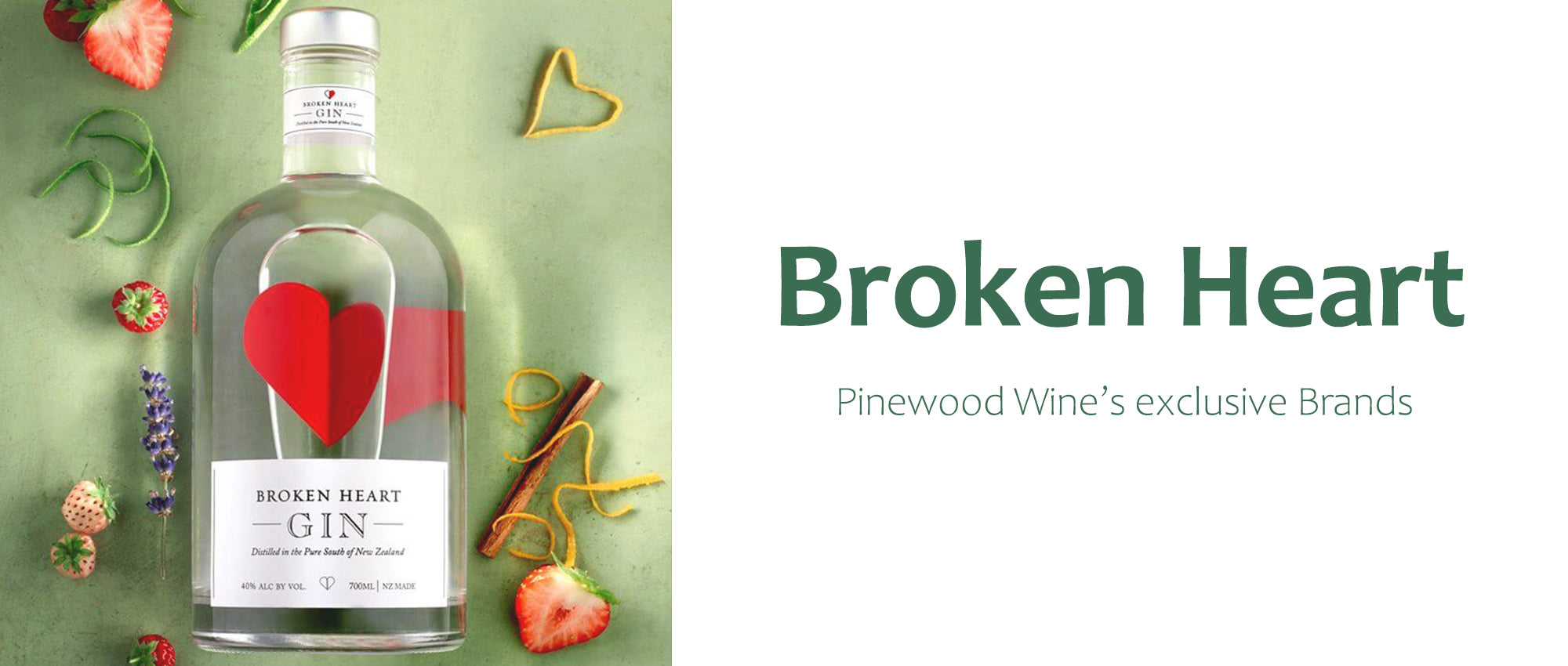 Pinewood Wine: Broken Heart