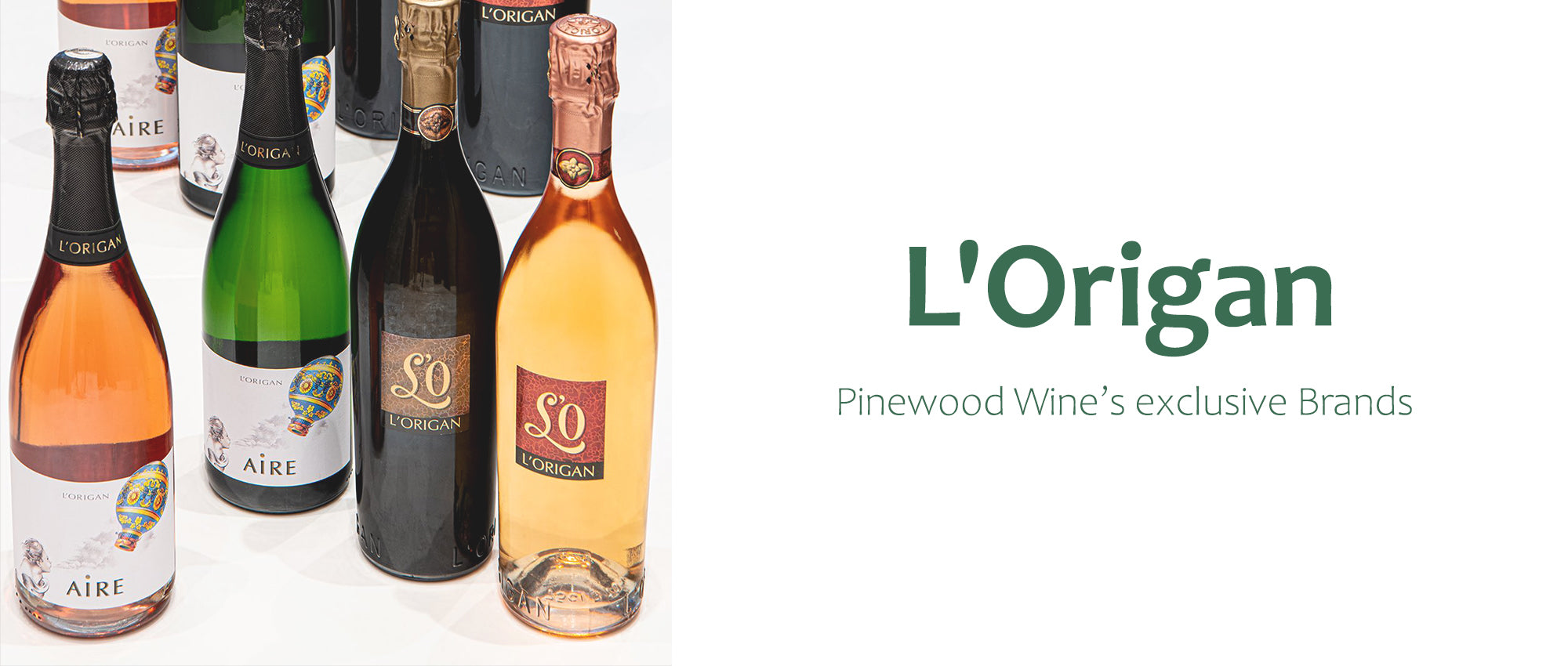 Pinewood Wine: L'Origan