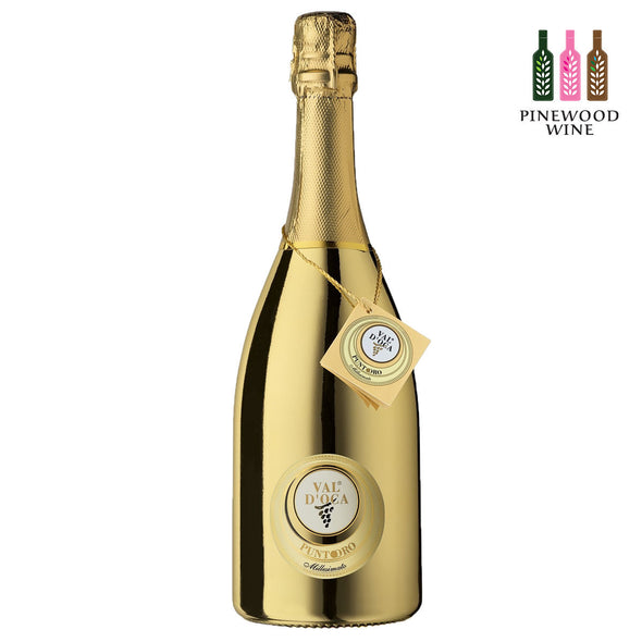 Punto Oro Gold Extra Dry Spumante 750ml - Pinewood Wine