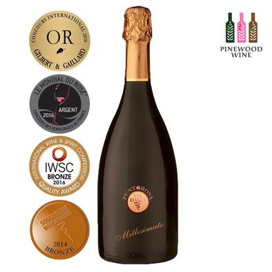 Punto Rosa Brut Spumante 750ml - Pinewood Wine