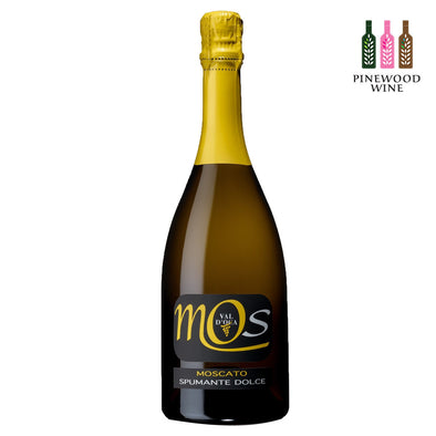 Moscato Dolce Spumante 750ml - Pinewood Wine