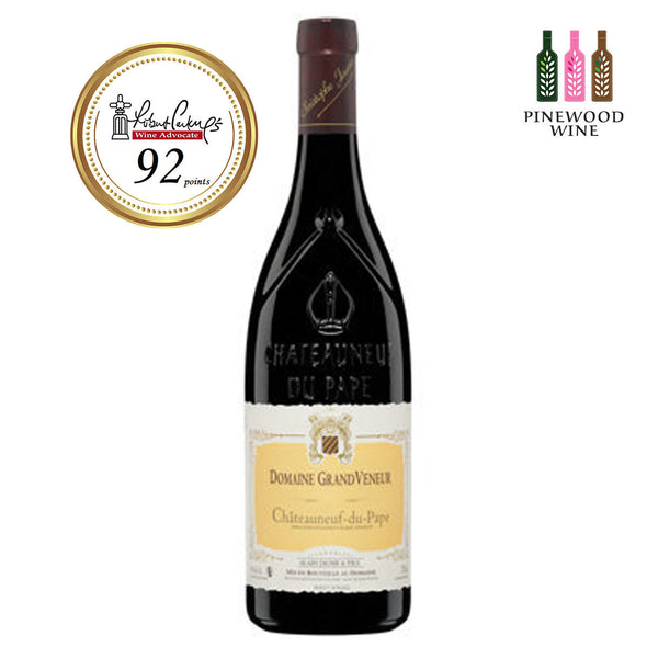 Domaine Grand Veneur, Chateauneuf du Pape, 2009 750ml - Pinewood Wine