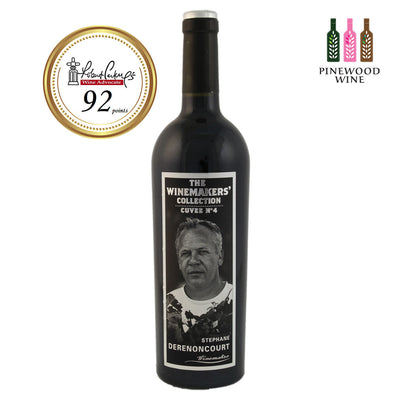 Winemakers' Collection Cuvee No.4 - Stephane Derenoncourt 2008