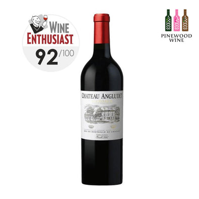 Chateau d'Angludet, Margaux, 2016, 375ml - Pinewood Wine