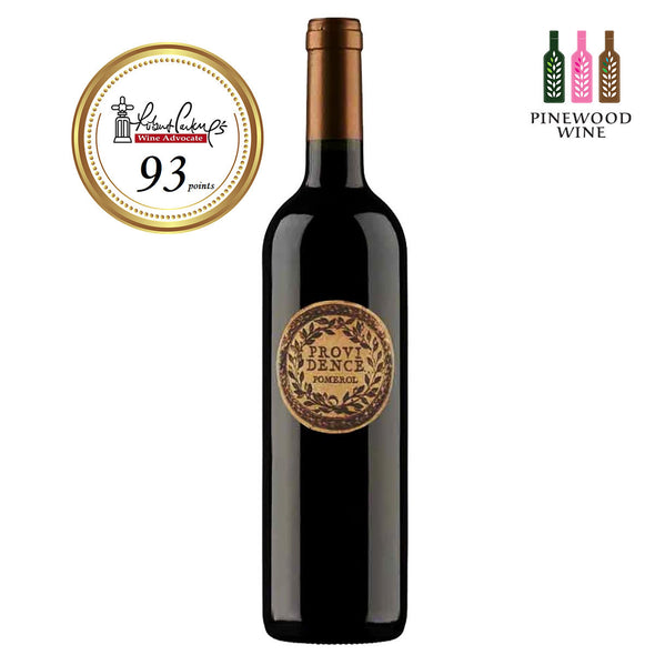 Providence, Pomerol, 2011, 750ml - Pinewood Wine