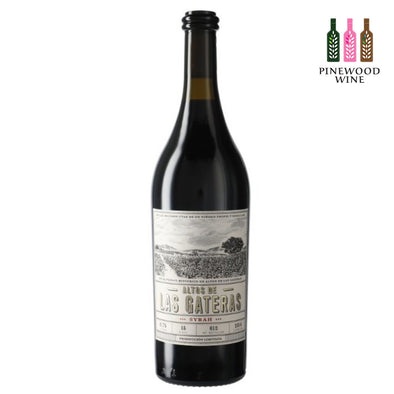 Altos de Las Gateras - Syrah 2014, 750ml - Pinewood Wine