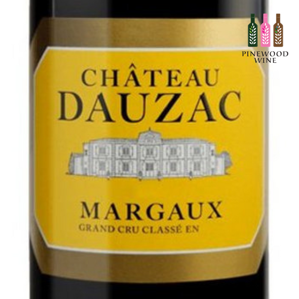 Chateau Dauzac, Margaux, 2005, 750ml - Pinewood Wine